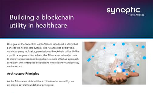 Synaptic Tech Update